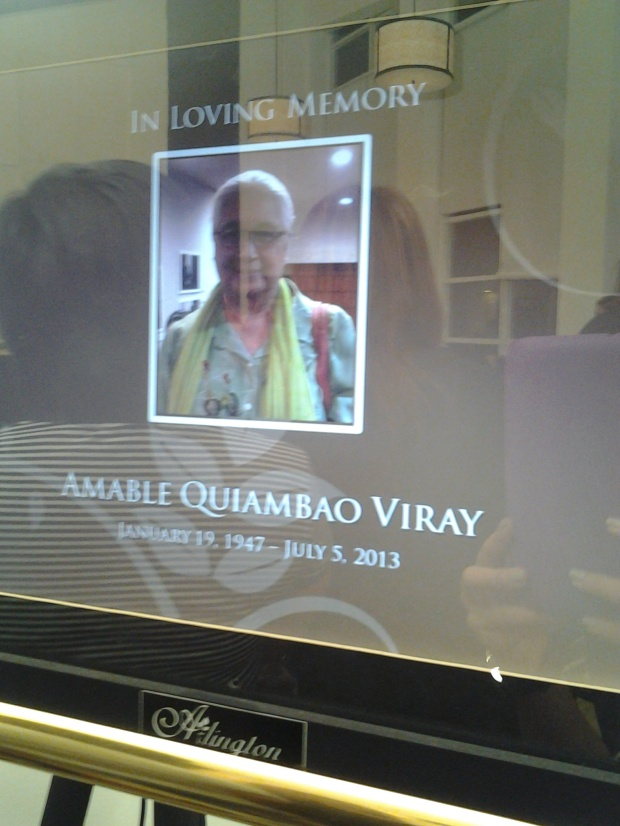 amable viray, wake, st paul qc, professor, theater