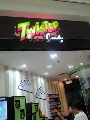 Twisted Candy, Robinsons Galleria